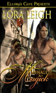 Menage a Magick by Lora Leigh