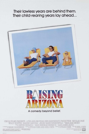 Friday Film Review: Raising Arizona