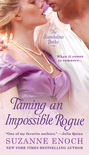 REVIEW: Taming an Impossible Rogue by Suzanne Enoch