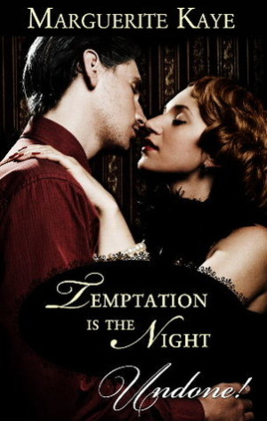 REVIEW: Temptation is the Night by Marguerite Kaye