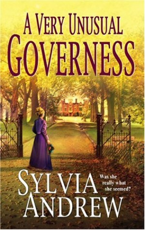 REVIEW:  A Very Unusual Governess by Sylvia Andrew