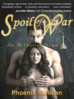 REVIEW: Spoil of War by Phoenix Sullivan