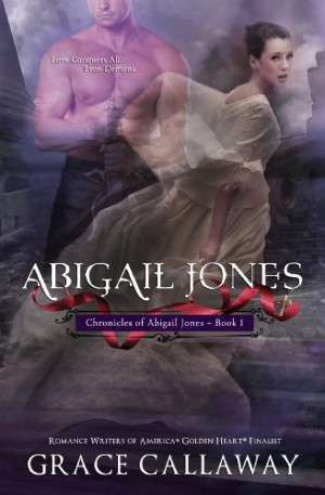 REVIEW: Abigail Jones by Grace Callaway