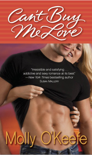 Debut Print Book: Can't Buy  Me Love by MollyO'Keefe