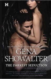 The Darkest Seduction by Gena Showalter