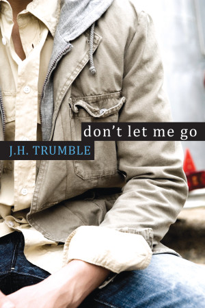 Debut Print Book: Don't Let Me Go by J.H.Trumble