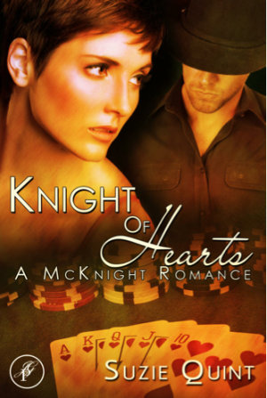 REVIEW:  Knight of Hearts by Suzie Quint