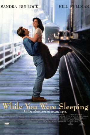 Friday Film Review: While You Were Sleeping