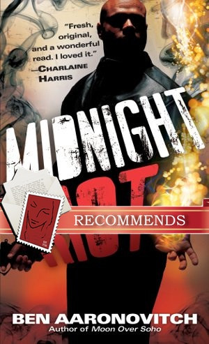 REVIEW: Midnight Riot by Ben Aaronovitch