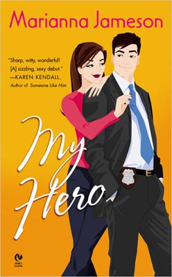 REVIEW:  My Hero by Marianna Jameson