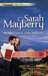 More Than One Night	Sarah Mayberry