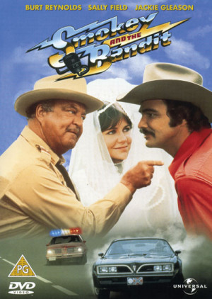 Friday Film Review: Smokey and the Bandit