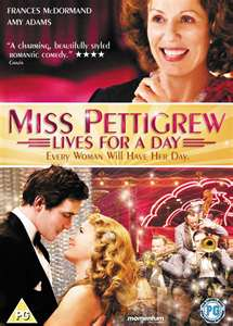 Friday Film Review: Miss Pettigrew Lives for a Day