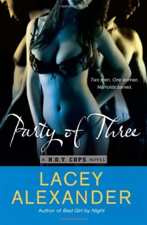 REVIEW:  Party of Three by Lacey Alexander