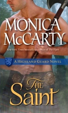 REVIEW:  The Saint by Monica McCarty