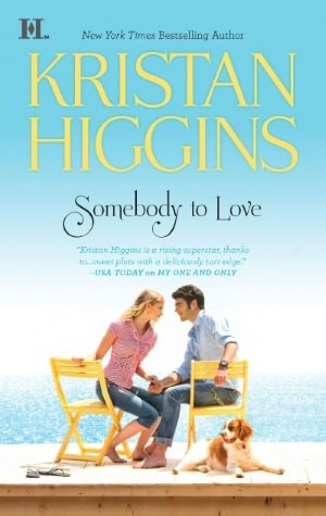 REVIEW:  Somebody to Love by Kristan Higgins