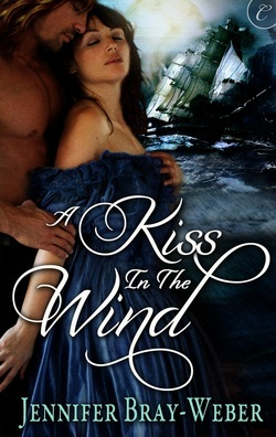 REVIEW:  A Kiss in the Wind by Jennifer Bray-Weber