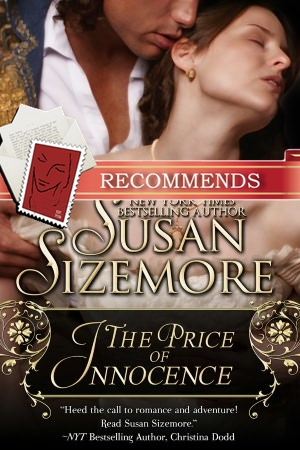 REVIEW:  The Price of Innocence by Susan Sizemore