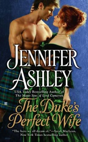 REVIEW: The Duke's Perfect Wife by Jennifer Ashley