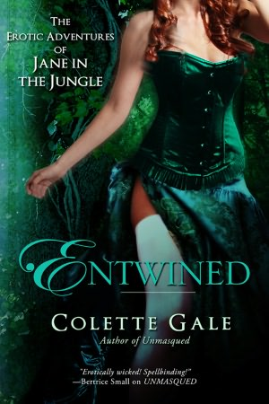 REVIEW:  Entwined and Entangled by Colette Gale