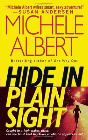REVIEW:  Hide in Plain Sight by Michele Albert