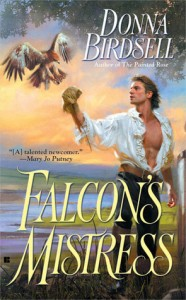 Falcon's Mistress by Donna Birdsell