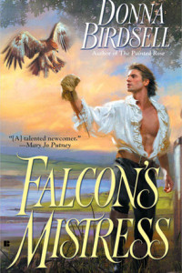 REVIEW:  Falcon's Mistress by Donna Birdsell