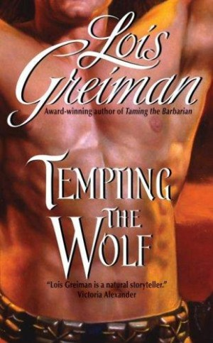 REVIEW:  Tempting the Wolf by Lois Greiman