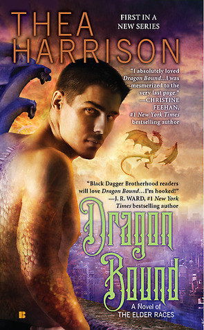 Recommended Reads Saturday: Dragon Bound by Thea Harrison