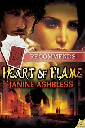 REVIEW: Heart of Flame by Janine Ashbless