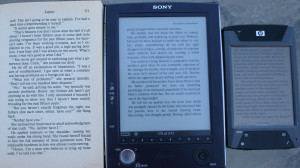 REVIEW:  Review of the Sony Reader