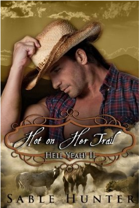 GUEST REVIEW:  Hot on Her Trail by Sable Hunter