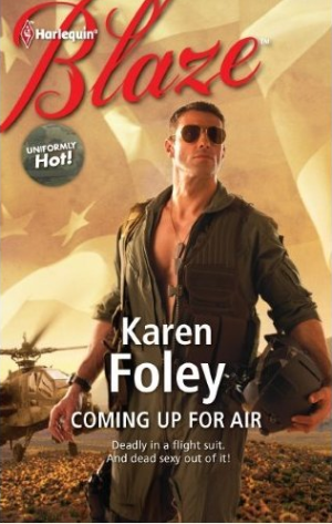 REVIEW:  Coming Up for Air by Karen Foley
