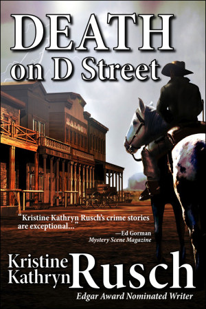 REVIEW:  Death on D Street by Kathryn Kristine Rusch