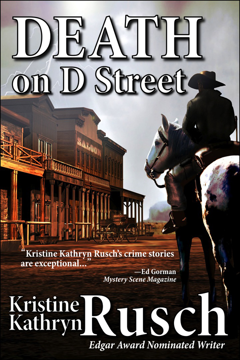 Death on D Street by Kathryn Kristine Rusch