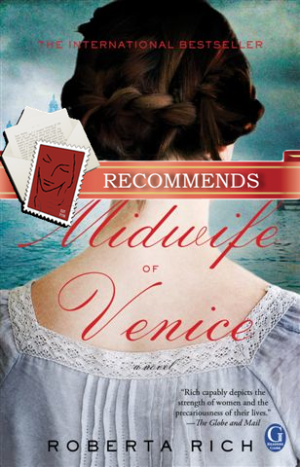 REVIEW:  The Midwife of Venice by Roberta Rich