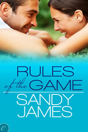 REVIEW:  Rules of the Game by Sandy James