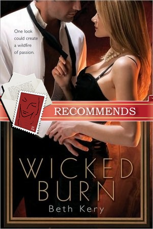 REVIEW:  Wicked Burn by Beth Kery