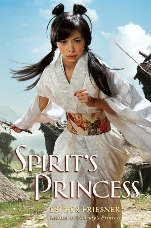 REVIEW:  Spirit's Princess by Esther Friesner