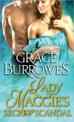 REVIEW:  Lady Maggie's Secret Scandal by Grace Burrowes