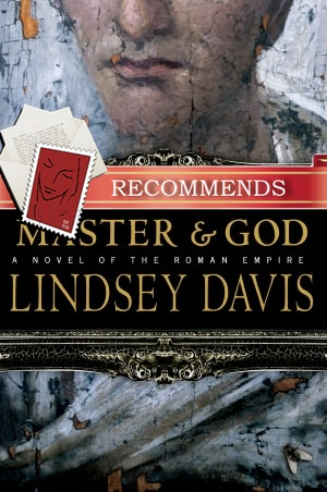 REVIEW:  Master and God by Lindsey Davis