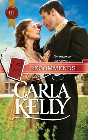 REVIEW:  Marriage of Mercy by Carla Kelly