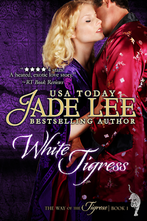 REVIEW:  White Tigress by Jade Lee