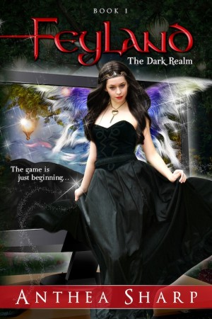 REVIEW:  Feyland: The Dark Realm by Anthea Sharp