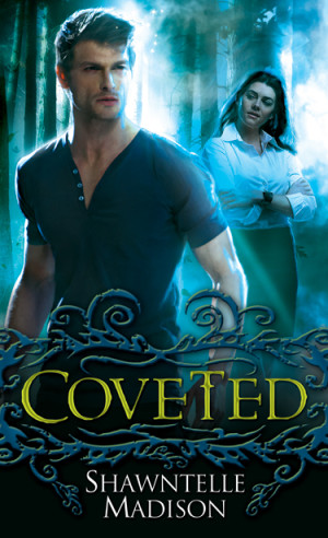 Debut Print Book: Coveted by Shawntelle Madison