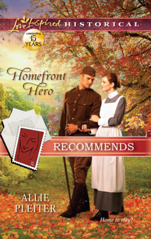REVIEW:  Homefront Hero by Allie Pleiter