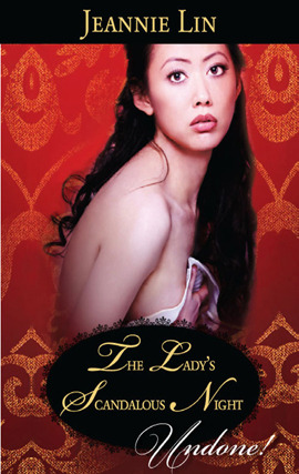 REVIEW:  The Lady's Scandalous Night by Jeannie Lin