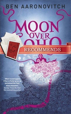 REVIEW:  Moon Over Soho by Ben Aaronovitch
