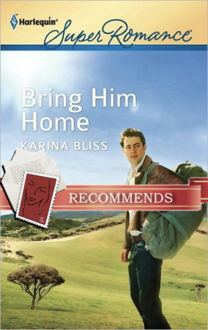 REVIEW:  Bring Him Home by Karina Bliss