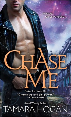 REVIEW:  Chase Me by Tamara Hogan
